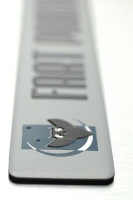 loga polerowane szczotkowane matowe 99